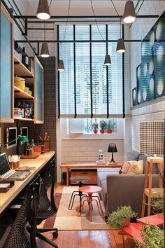 我想住在这里#清新风格小家具,让小小的家丰富多彩起来~