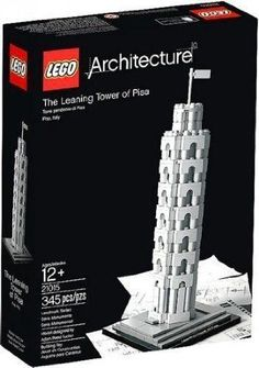 Compare prices on LEGO Architecture Set The Leaning Tower of Pisa from top online retailers. Save money on your favorite LEGO figures, accessories, and sets.