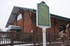 Depot Town Ypsilanti, Michigan