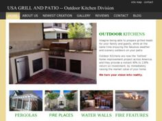 New Listing In Outdoor Furniture   Retail Added To CMac.ws. USA Grill And