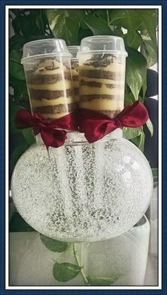 Il primo contributo per la Festa della Donna! Pan di spagna al cacao e crema al philadelphia giallo mimosa aromatizzata alla vaniglia!