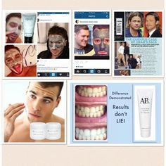 Move over girls HERE COME THE BOYS. Men like to look after themselves aswell. So lads inbox me for more info #nuskin #mudmask #teethwhitening #mensbeautyproducts #getyours