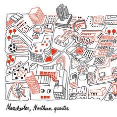 Manchester Northern Quarter / Antoine Corbineau shop