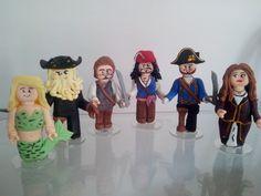 Piratas do Caribe Lego