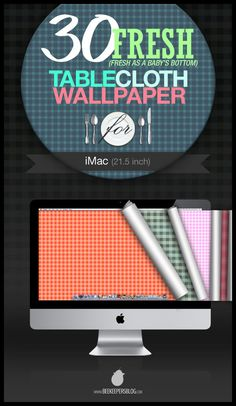 30 Fresh TableCloth Wallpaper for iMac 21.5 inch on the Behance Network