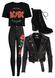 Bad Girl Outfits, Teenage Girl Outfits, Girls Fashion Clothes, Teenager Outfits, Teen Fashion Outfits, Retro Outfits, Emo Girl Fashion, Really Cute Outfits, Cute Swag Outfits