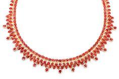 bijoux en rubis et collier en rubis de la bijouterie en ligne