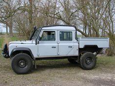 Leserauto Land Rover Defender 130 Crew Cab: Last-Kraft-Wagen (Bildergalerie, Bild 10) - AUTO MOTOR UND SPORT