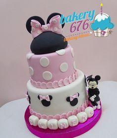 #minniecake #bakery676cake #bakery676