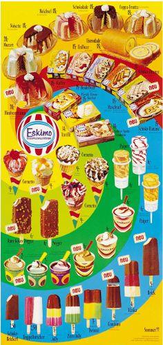 Eskimo Eis 1977