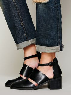 Jeffrey Campbell Gallant Ankle Boot at Free People Clothing Boutique