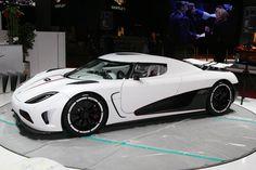 Koenigsegg Agera R: $1,700,000