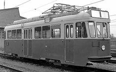 HKL: MOOTTORIVAUNT 301 -330 (1954 - 55) HKL MOTOR TRAMS 301 - 330 (1954 - 55)