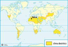 Unidad 6. Los climas de la Tierra: clima desértico