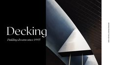 DIY your deck design. Building A Deck, Deck Design, New Zealand, Diy, House, Ideas, Do It Yourself, Cover Design, Bricolage