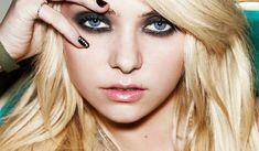 eye makeup taylor momson | Taylor Momsem: inspiração e tutorial de maquiagem!