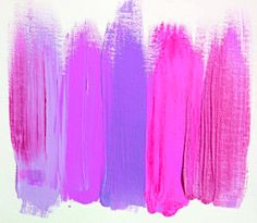 purple/pink paint