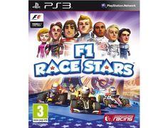 Jeu PS3 BANDAI NAMCO F1 Race Stars PS3