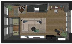 Interieurontwerp nieuwbouwwoning   Arnhem Floor Plans, Interior Design, Nest Design, Home Interior Design, Interior Designing, Home Decor, Interiors, Floor Plan Drawing, House Floor Plans