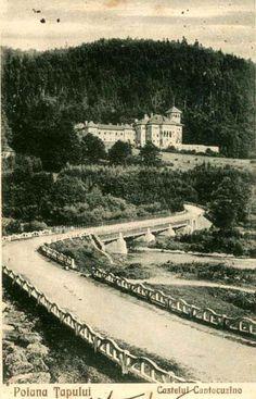Poiana Tapului - Castelul Cantacuzino - 1926
