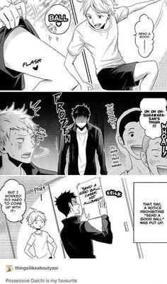Kagehina, Sugawara Haikyuu, Daisuga, Haikyuu Funny, Haikyuu Manga, Kuroken, Haikyuu Fanart, Haikyuu Ships, Manga Anime