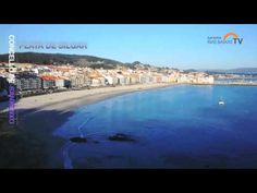Sanxenxo y Portonovo a vista de pájaro #vacaciones #Sanxenxo #turismo #RíasBaixas #Galicia #nuevovichona