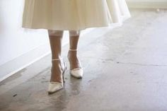 How to Clean White Satin Shoes | eHow
