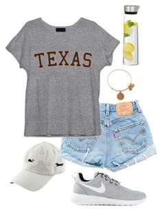 """""""Untitled #13"""" by cannjoy on Polyvore featuring Vineyard Vines, NIKE, Alex and Ani and blomus"""