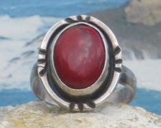 Check out our jasper ring for women selection for the very best in unique or custom, handmade pieces from our shops. Jasper Stone, Stone Jewelry, Gemstone Rings, Sterling Silver, Etsy, Women, Woman