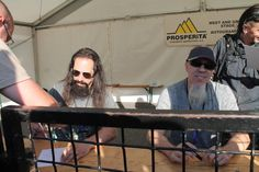 Signing Session with DT at Masters of Rock 2014