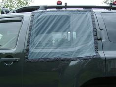 magna screen for suv tents