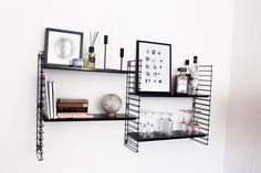 Interior Update: Tomado Shelves - bekleidet - fashionblog / travelblog / interiorblog Germany
