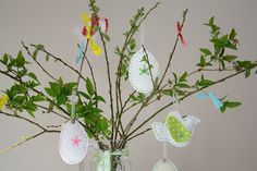 easter crafts for this year.....