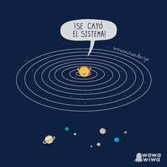 ¡Se cayó el sistema! by Wawawiwa design, via Flickr