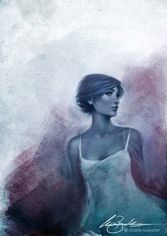 Stunning Digital Illustrations by Charlie Bowater. Character Design Inspiration