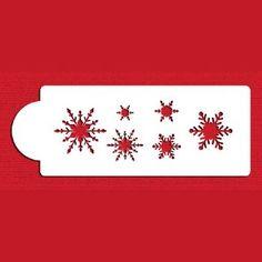 $12.95 Snowflake stencil