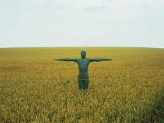 STANDING GROUND (1986-1987) - Antony Gormley