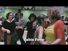 Contra Dance Knoxville - Seth Tepfer & STEAM at Cabin Fever - Uncommon Corners by Don Flaherty c Contra Dancing Knoxville - Seth Tepfer & STEAM at Cabin Feve. Contra Dancing, Cabin Fever, The Magicians, Dance, Youtube, Dancing, Youtubers, Youtube Movies