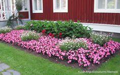 Kaupunginmuseon edusta, Riihimäki. Kuva: Anja Koivunurmi-Niemelä