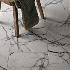 Diamond Sawn Edge, Polished - Georgica Pond Marble - Wall & Floor Tiles | Fired Earth