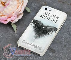 Game Of Thrones Season 4 Phone Case For iPhone 4/4s Cases, iPhone 5/5S/5C Cases, iPhone 6 Cases And Samsung Galaxy S2/S3/S4/S5 Cases