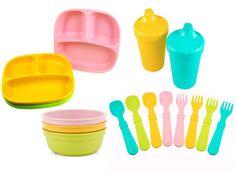 Dandelion 'Replay' recycled kids' tableware!
