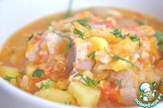 """Картофель """"Ленивый, любимый"""" - кулинарный рецепт"""