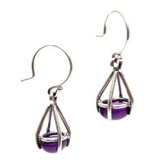 Joanna Gollberg silver gemstone earrings