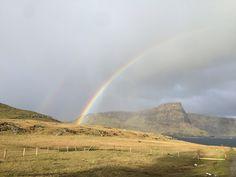 Double rainbow - Isle of Skye, Scotland