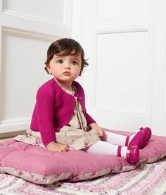 MAYORAL. Newborn Collection. Fall-Winter 2014. Little Girl Outfits, Toddler Girl Outfits, Little Girl Fashion, Toddler Fashion, Kids Outfits, Kids Fashion, Cute Baby Dolls, Cute Baby Girl, Baby Boy