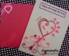 Image result for handmade 3d birthday card for boyfriend