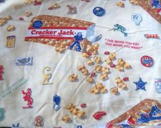Cracker Jacks Nick & Nora Yellow Flannel  5 Yards 2 Feet Fabric 100% Cotton…