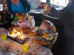 De tweeling hadden dus ook op dezelfde dag hun verjaardag.