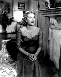 Grace Kelly - she was definitely named right -- graceful, glamourous, professional, and elegant lady
